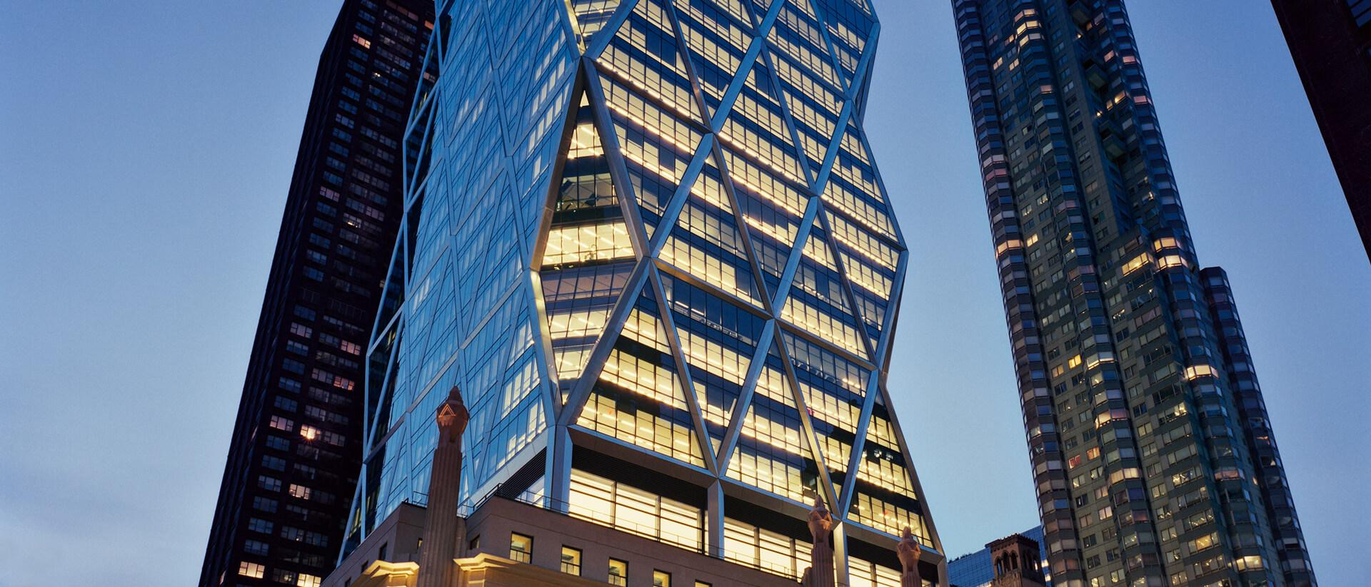 Hearst Tower Project Cover