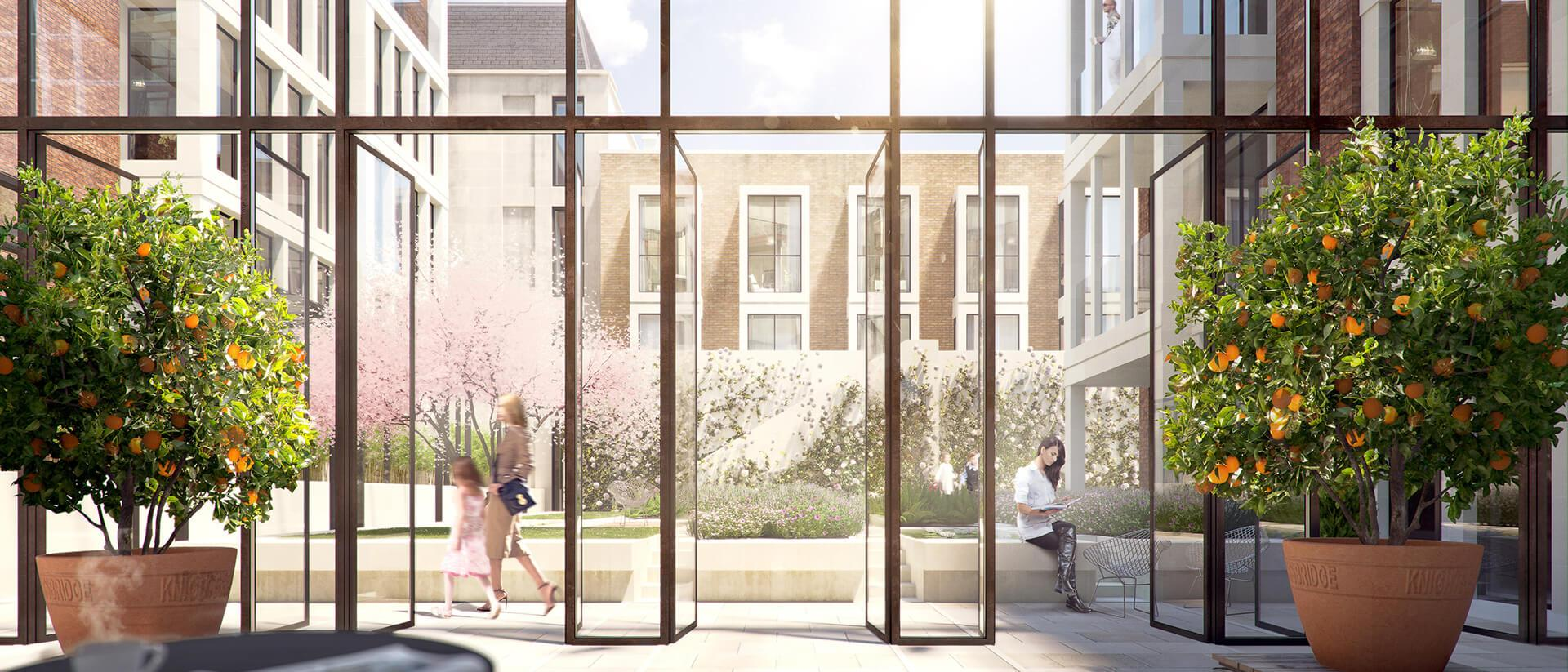 The Knightsbridge Estate, K1 Project Cover