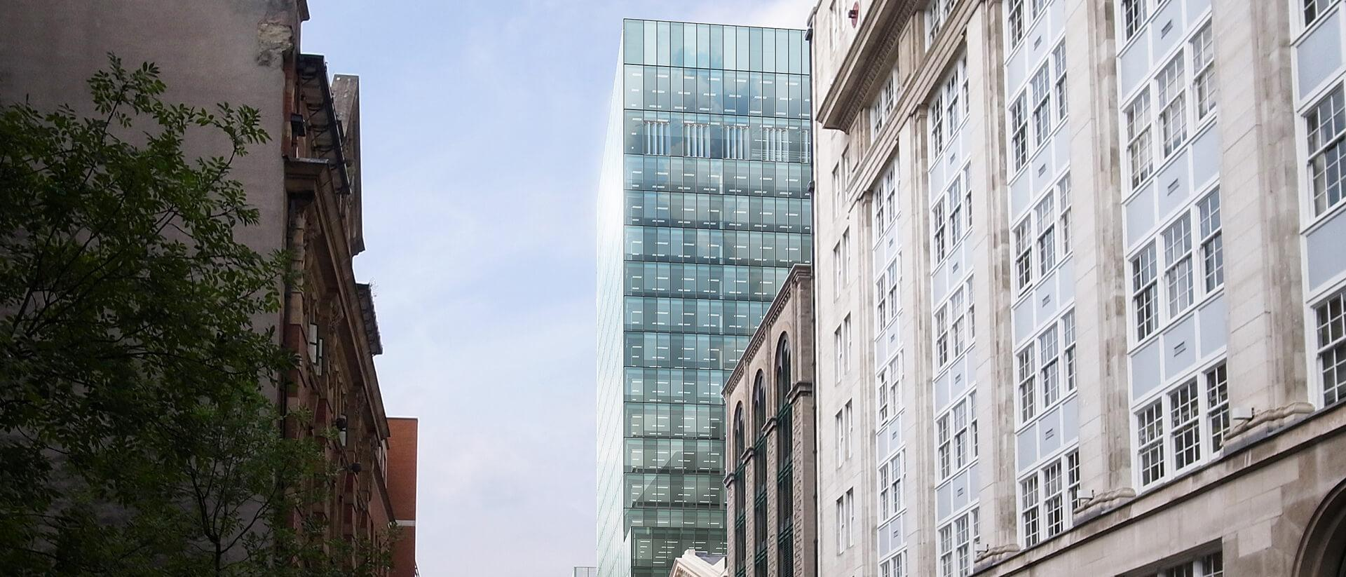 No.1 Spinningfields Project Cover