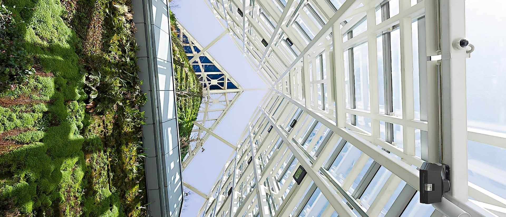 Torre de Cristal Project Cover