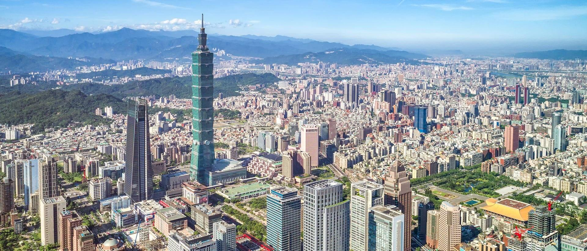 Taipei 101 Project Cover
