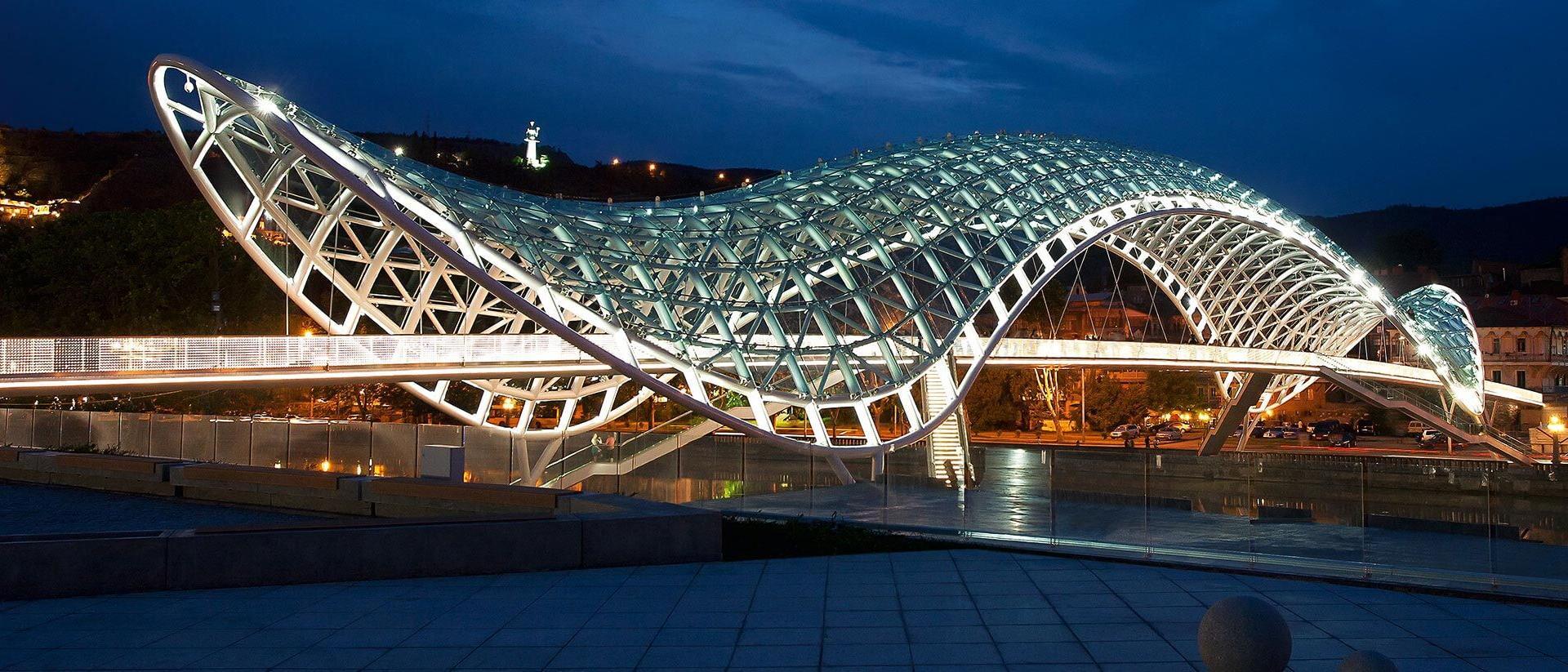 The Bridge of Peace Building