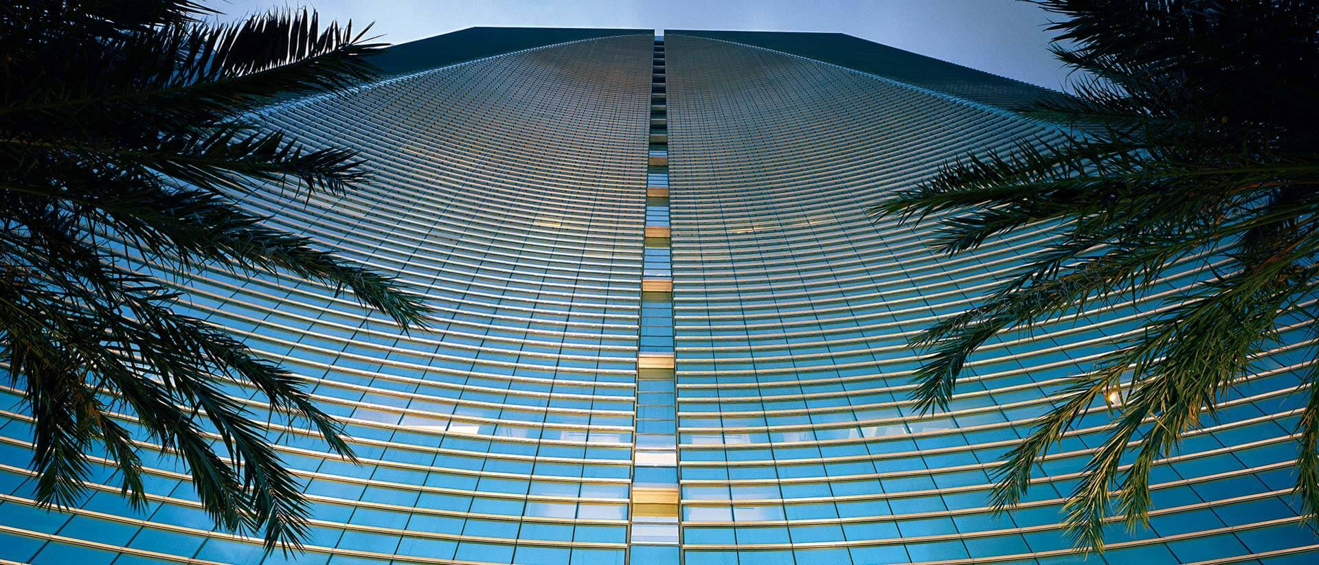 Brickell Arch Project Building