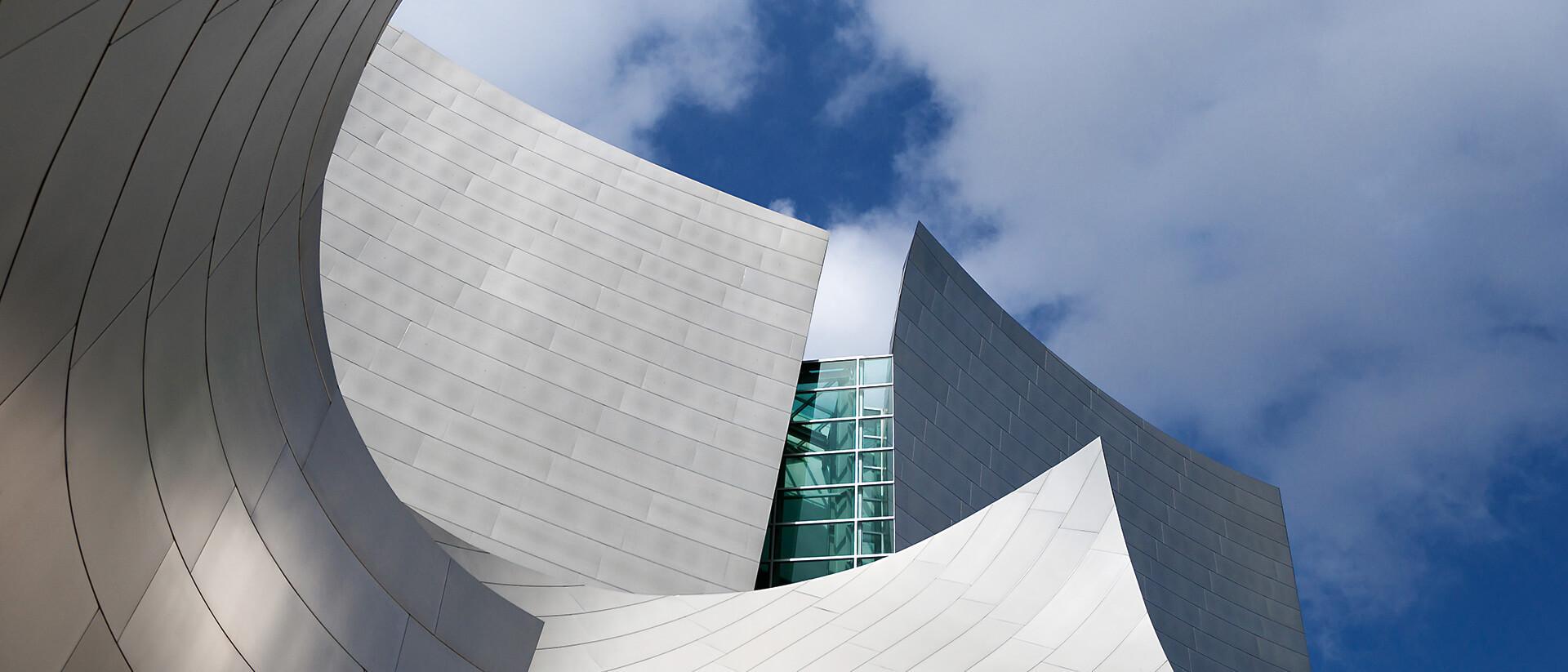 Walt Disney Concert Hall Project Cover