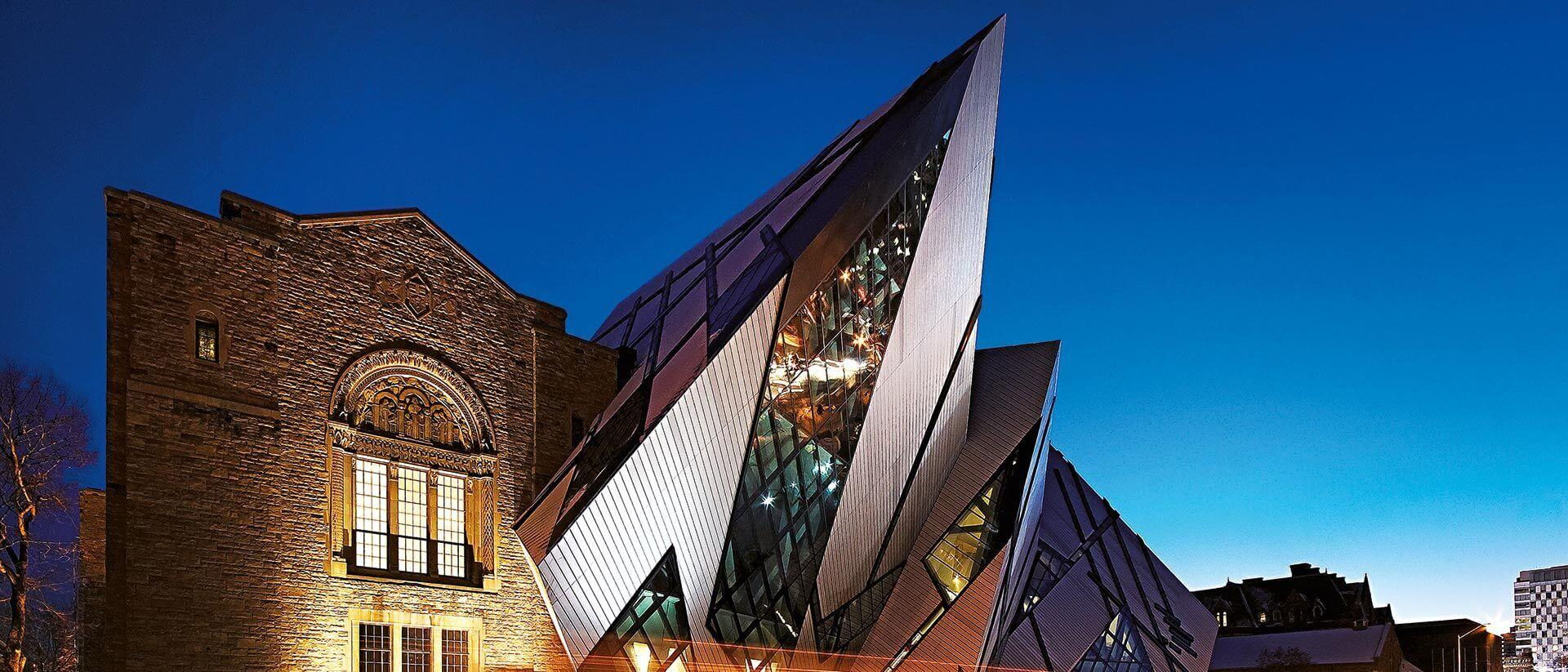 The Michael Lee-Chin Crystal Royal Ontario Museum